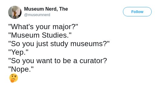 31 Times Tweeple Shared The Funniest Moments Someone Asked Them About Their Degree