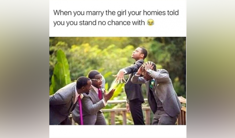 Top 17 Funniest Images Perfectly Describing What A Wedding Is Really Like
